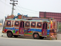 Pakistan Truck Art 06