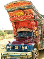 Pakistan Truck Art 08