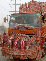 Pakistan Truck Art 09