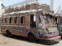 Pakistan Truck Art 10