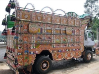 Pakistan Truck Art 11