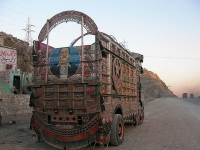 Pakistan Truck Art 12