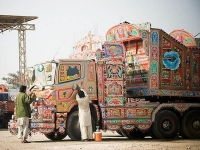 Pakistan Truck Art 14