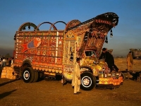 Pakistan Truck Art 15