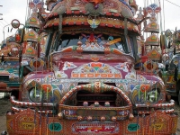 Pakistan Truck Art 17