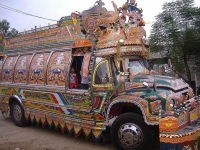 Pakistan Truck Art 21