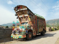 Pakistan Truck Art 22