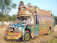 Pakistan Truck Art 24