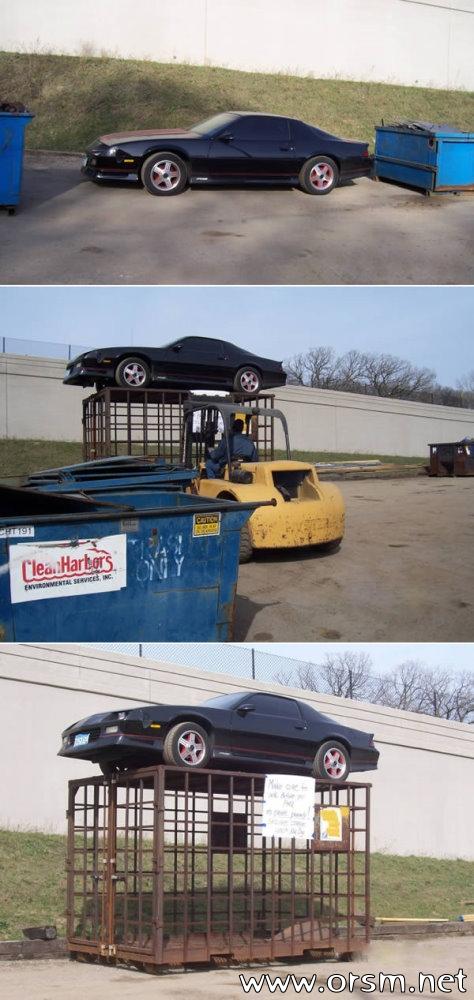 Parking Revenge 24