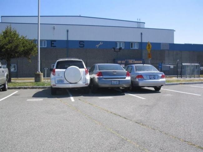 Parking Revenge 01