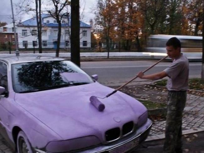 Parking Revenge 06