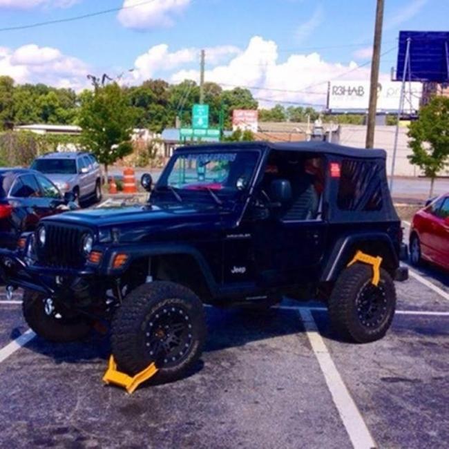 Parking Revenge 09