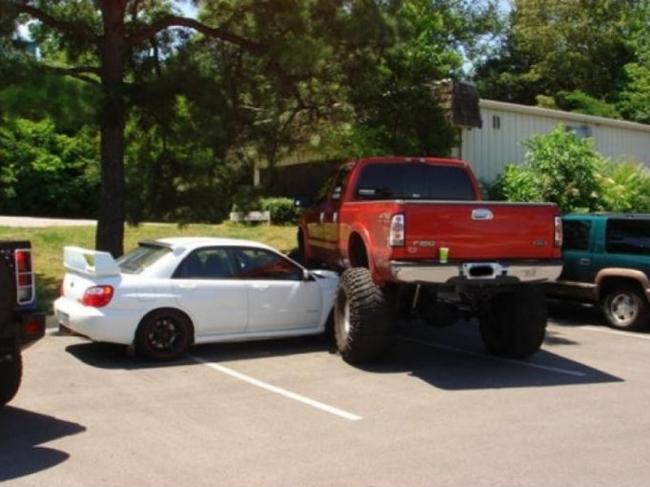 Parking Revenge 11