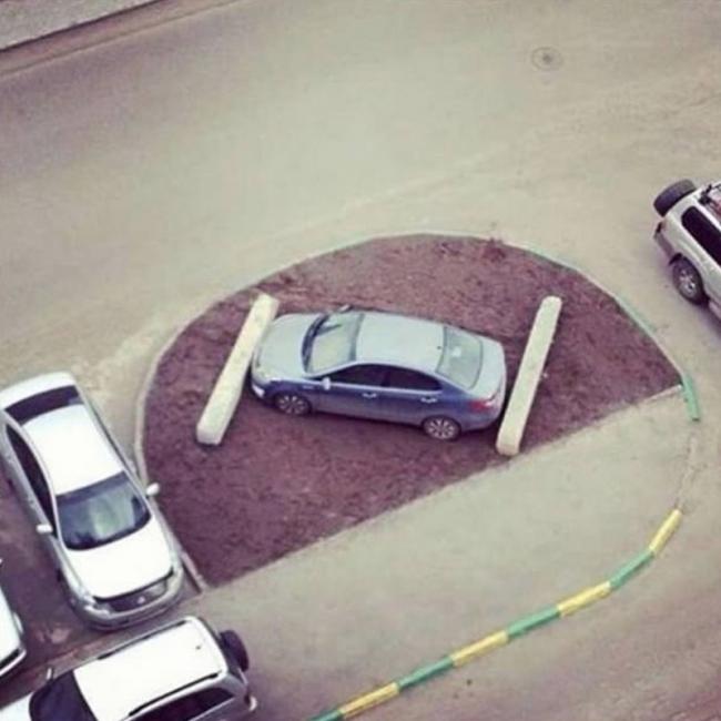 Parking Revenge 12