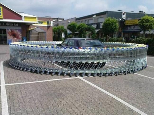 Parking Revenge 13