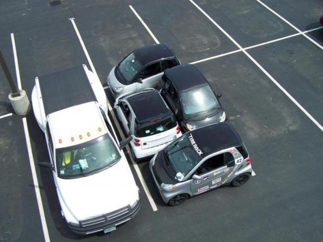 Parking Revenge 16