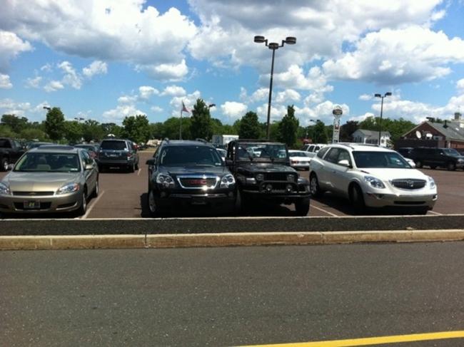 Parking Revenge 20