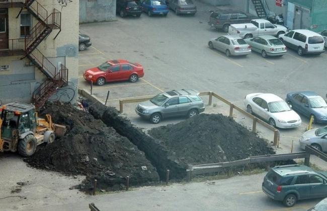 Parking Revenge 23