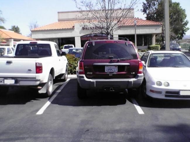 Parking Revenge 25