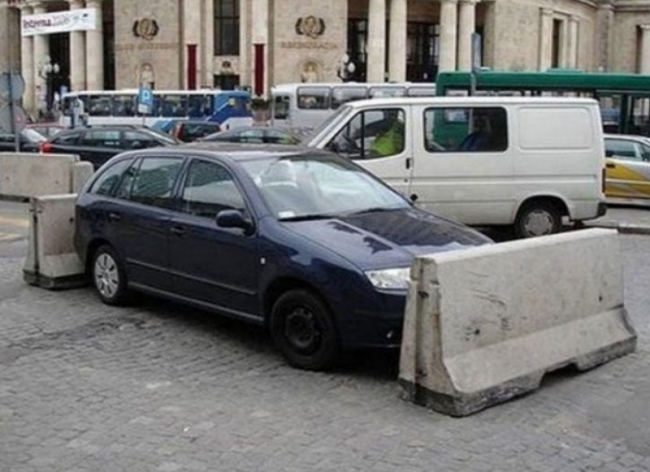 Parking Revenge 27
