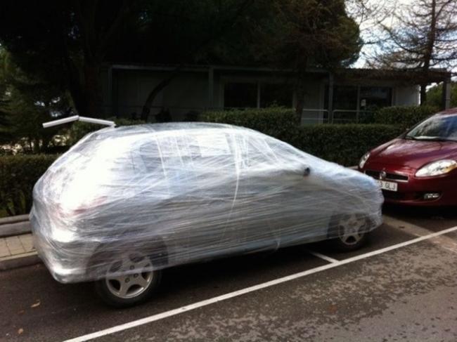 Parking Revenge 30