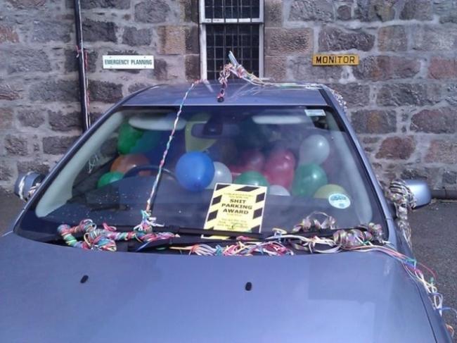 Parking Revenge 33
