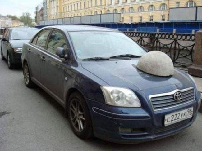 Parking Revenge 34