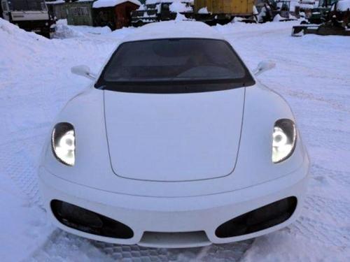 Peugeot 406 To Ferrari Limo 21