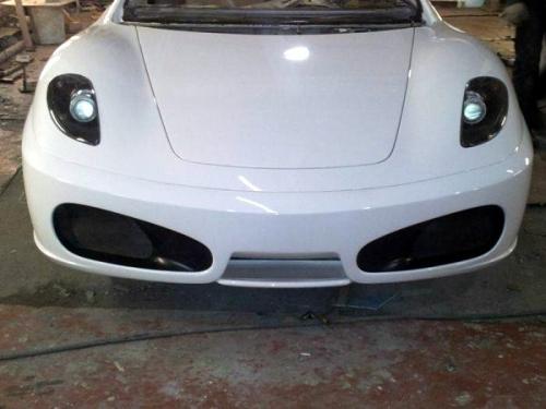 Peugeot 406 To Ferrari Limo 29