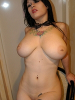 Pierced Nipples 17