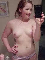 Pierced Nipples 21