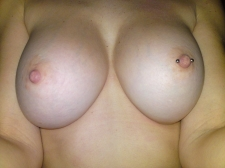 Pierced Nipples 22