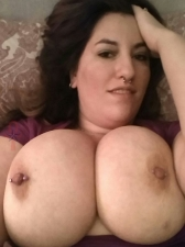 Pierced Nipples 34