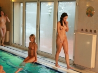 Pool Time 08