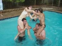 Pool Time 12