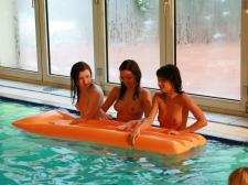 Pool Time 09