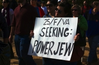 Protester Signs 42