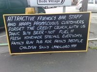 Pub Signs 12
