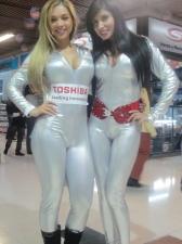 Race Girls 18