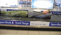 Sleeping In The Airport 03