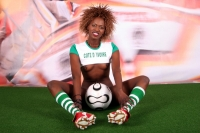 Soccer Girls: Cote Divoire