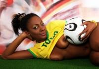 Soccer Girls Togo