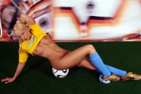 Soccer Girls Ukraine