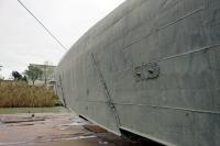 Soviet Ekranoplan 29