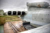Soviet Ekranoplan 34