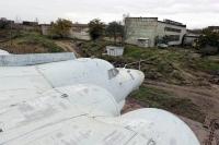 Soviet Ekranoplan 44