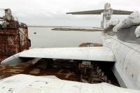 Soviet Ekranoplan 46