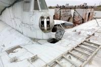 Soviet Ekranoplan 49