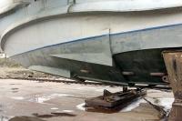 Soviet Ekranoplan 58