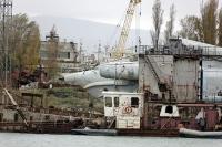 Soviet Ekranoplan 67